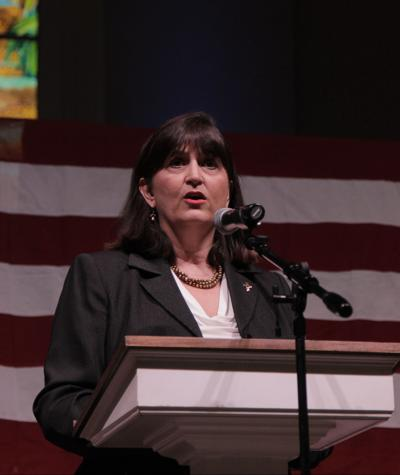 Judge Sharon Marchman