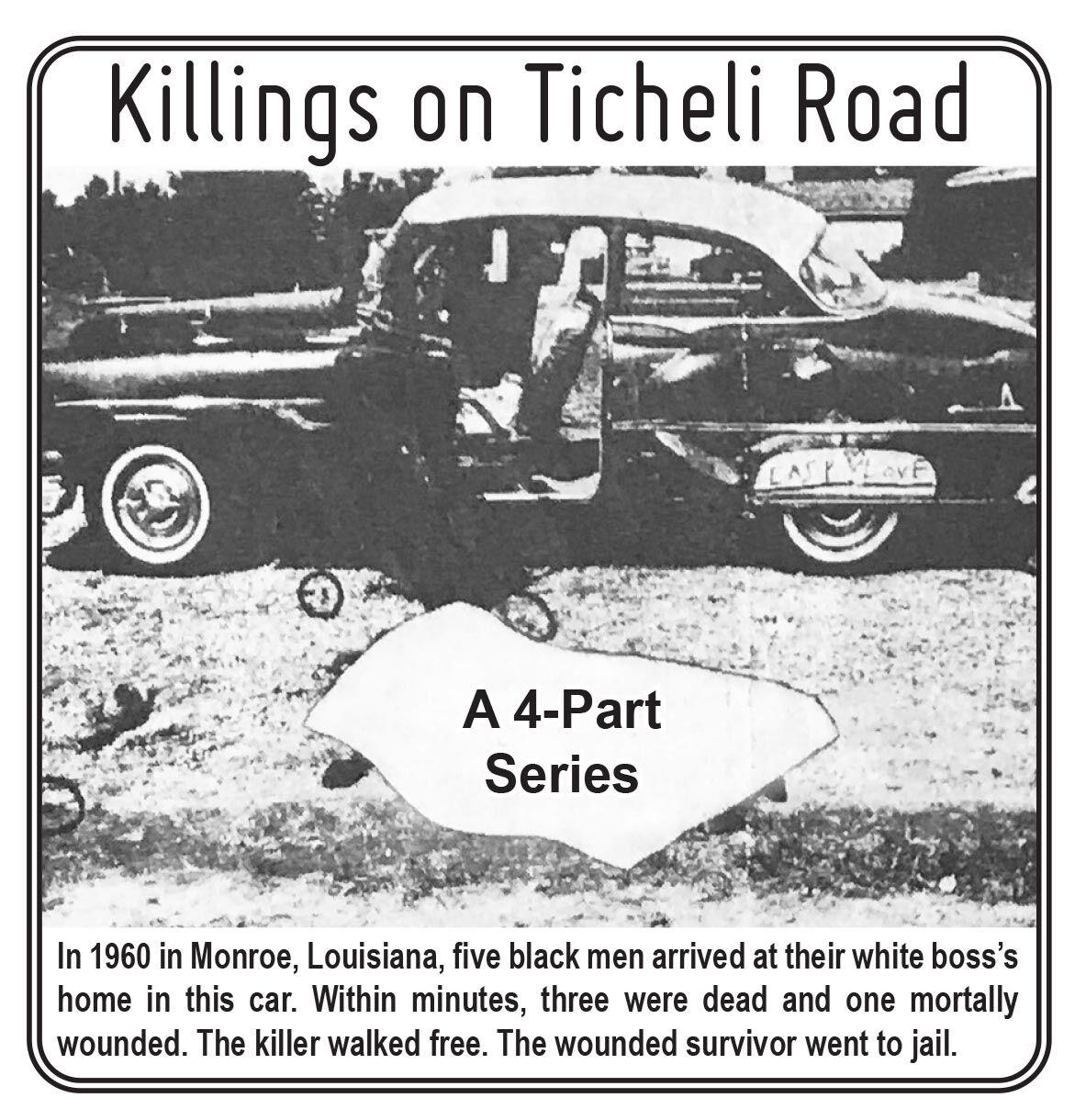 Killings on Ticheli Road logo