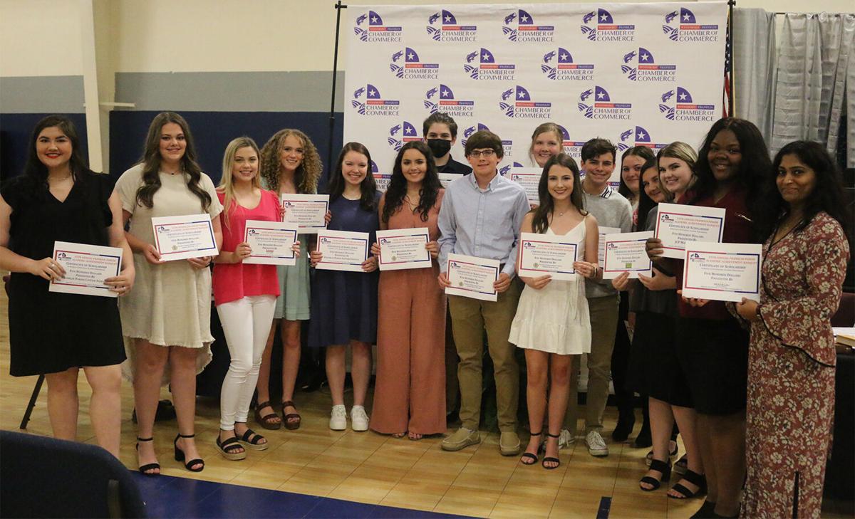 Honor graduates