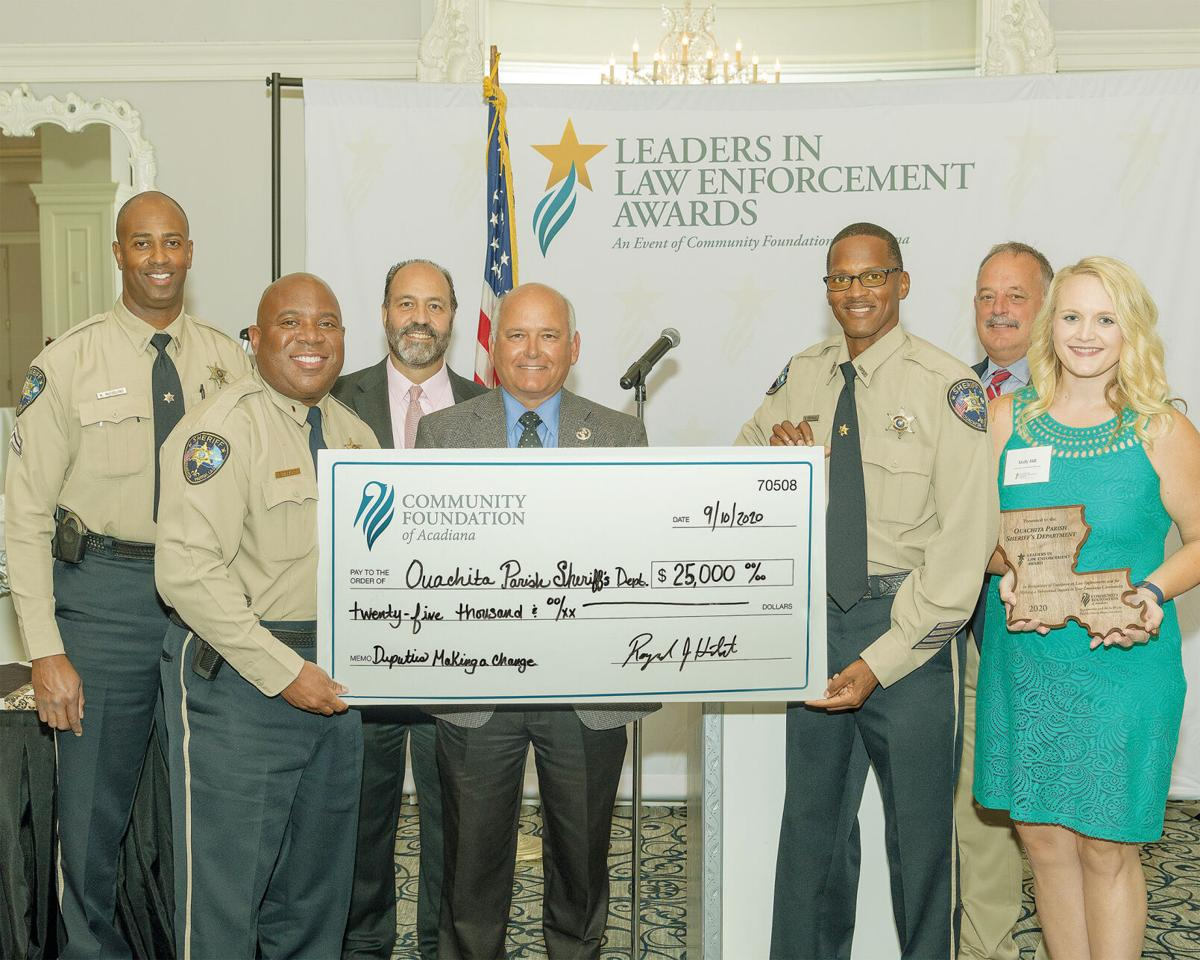 OPSO honored at Leaders in Law Enforcement luncheon