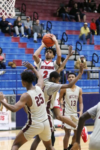 White Castle at West Monroe boys basketball