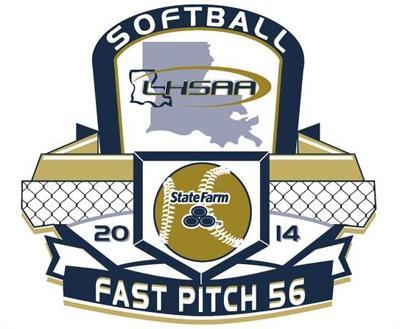 2014 LHSAA Fast Pitch 56 State Softball Tournament
