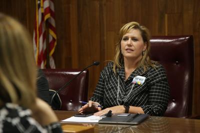 West Monroe Mayor Staci Mitchell