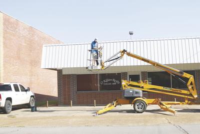 Downtown Winnsboro lighting project complete