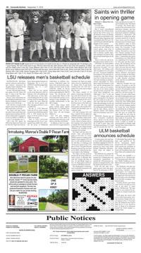 The Concordia Sentinel | hannapub com