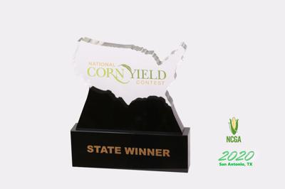 Corn growers award