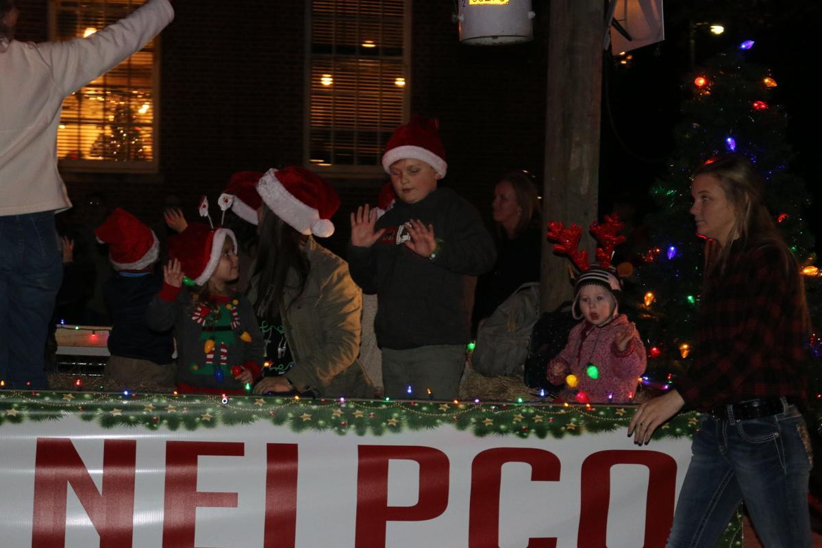 Winnsboro Christmas Parade