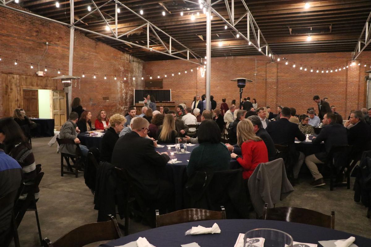 Installation Banquet