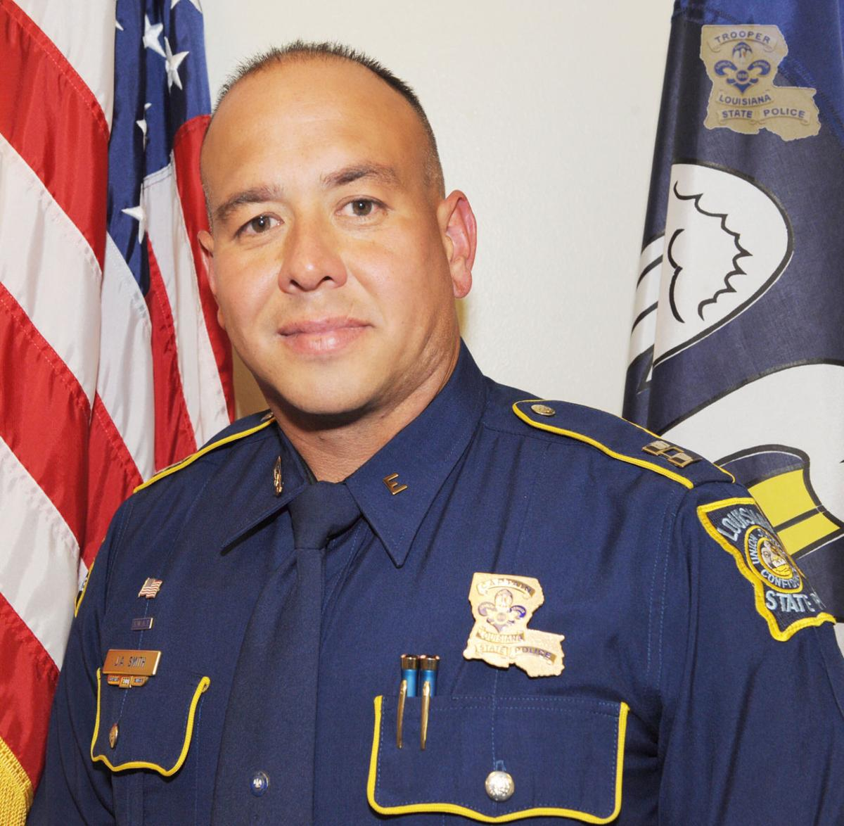 Cop Out Kevin Smith: Troop E Welcomes New Commander