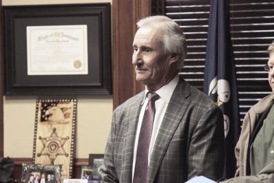 District Attorney Steve Tew