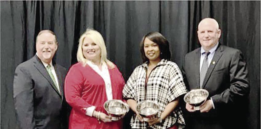 Principals of the Year for Ouachita Parish