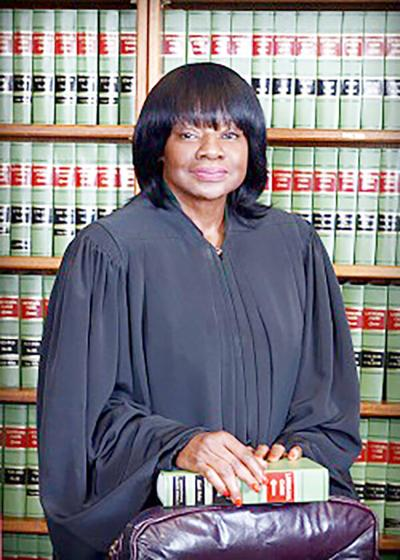 Retired Second Circuit Court of Appeal Chief Judge Felicia Toney Williams