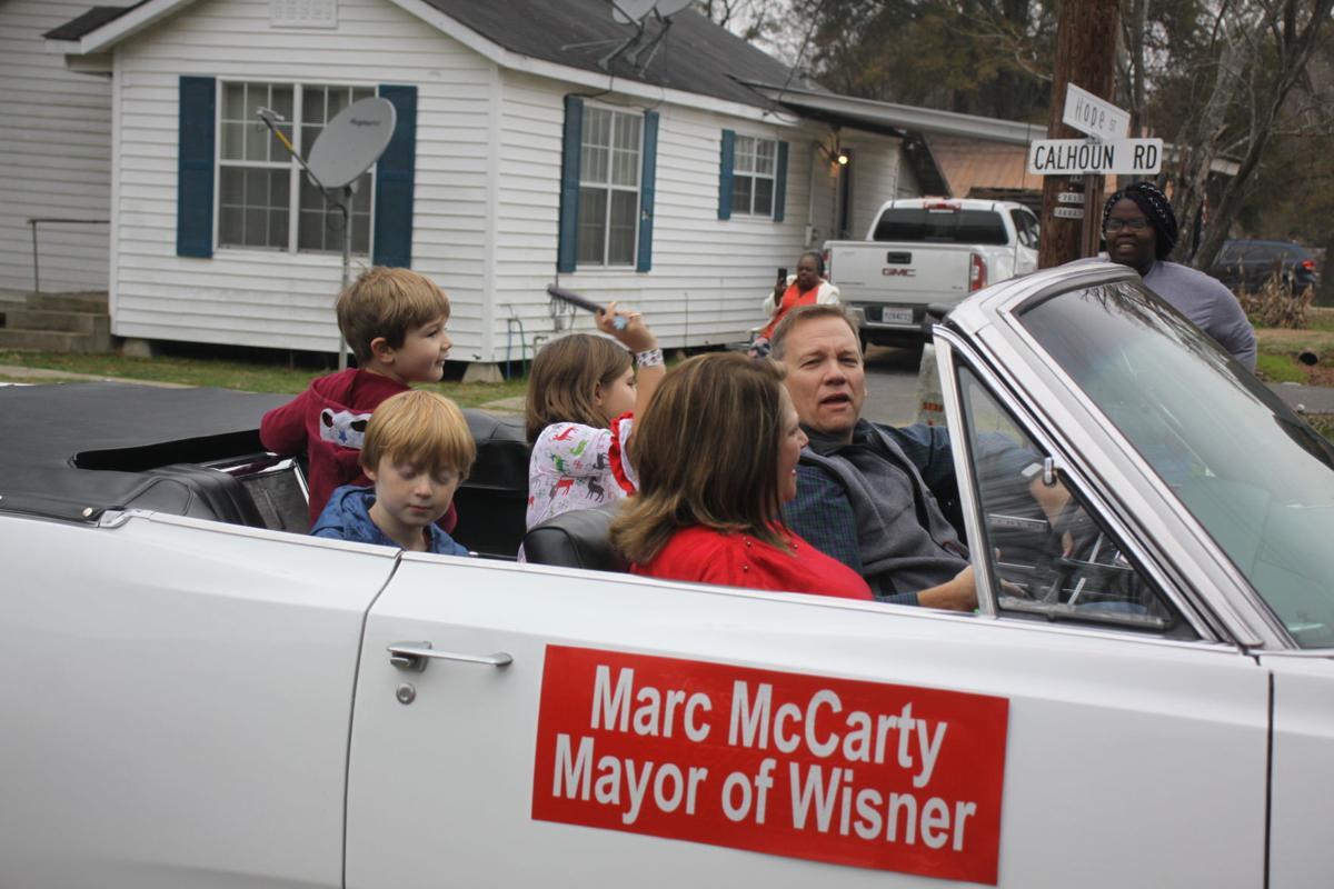 Wisner Christmas Parade