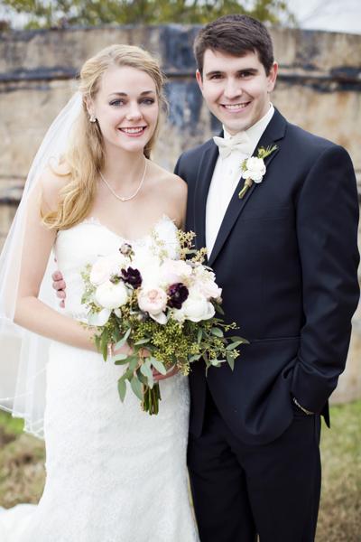 Mr. and Mrs. Colton Mark Cranford