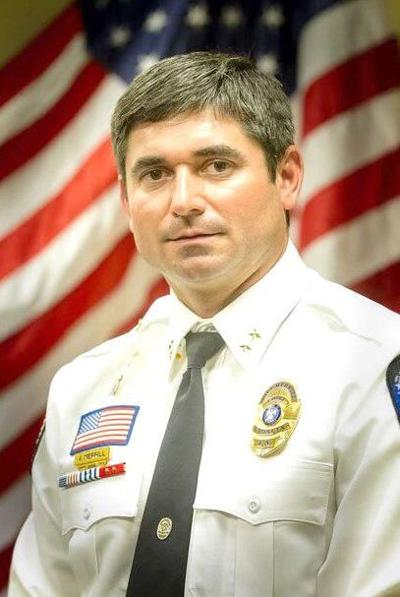 Vidalia Police Chief Joey Merrill
