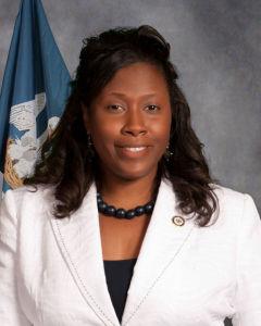 State Rep. Katrina Jackson (D-Monroe), District 16