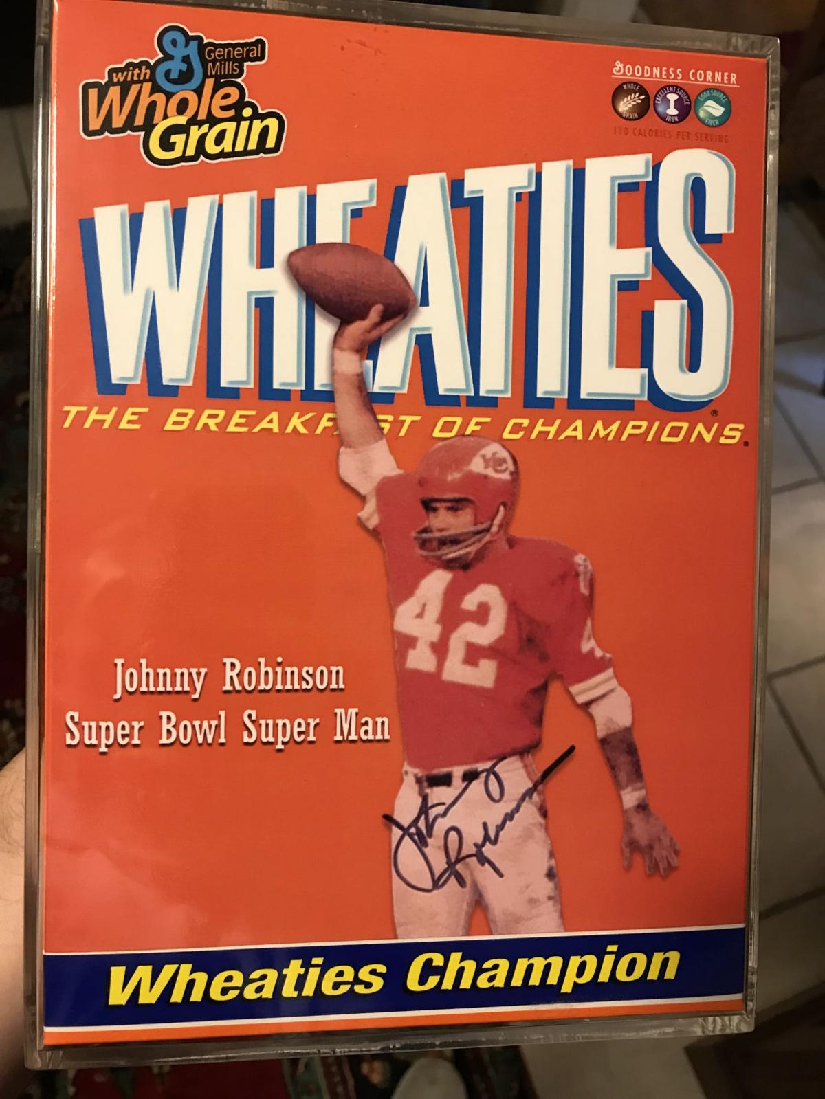 Robinson wheaties