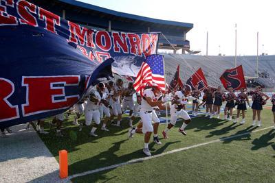West Monroe vs. Byrd - 2019 Battle