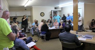 P-1 Photo -- Ridgecrest meeting.jpg
