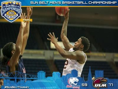 ULM advances to Sun Belts Conference Tournament semifinals