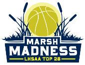LHSAA Marsh Madness Logo