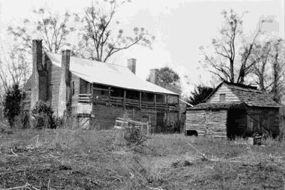 Evans Walls House