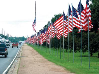 American Flag Donations