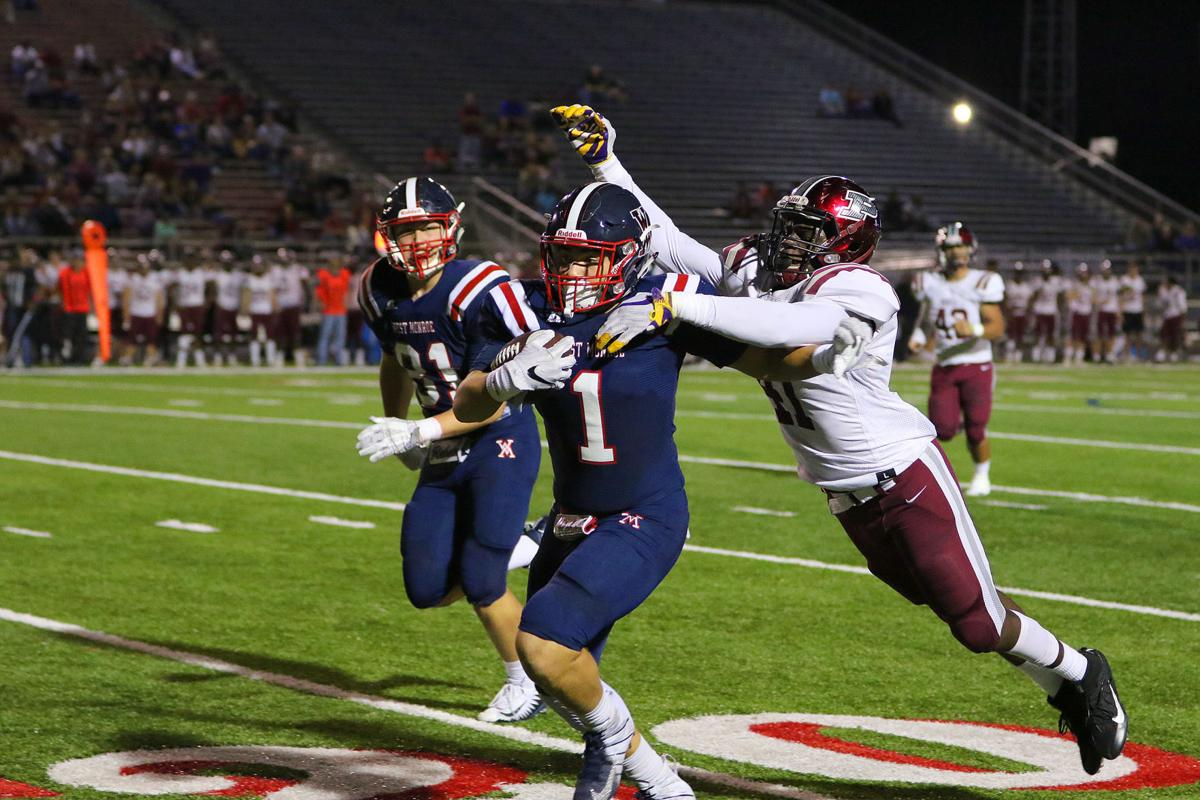 2018- Pineville at West Monroe HS football