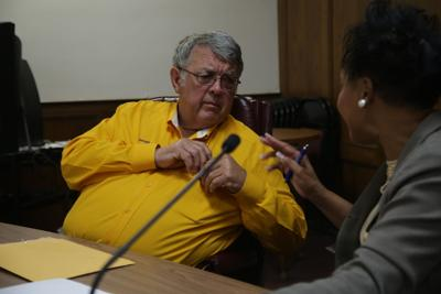 Ouachita Parish Police Juror Jack Clampit