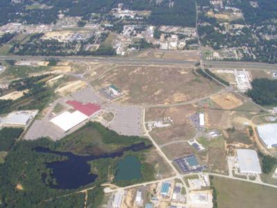 Ike Hamilton Expo Center area