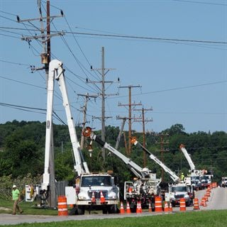 Utility worker electrocuted in Catahoula Parish