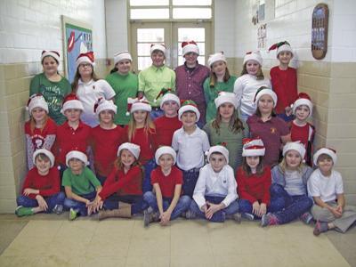Third graders - MHS