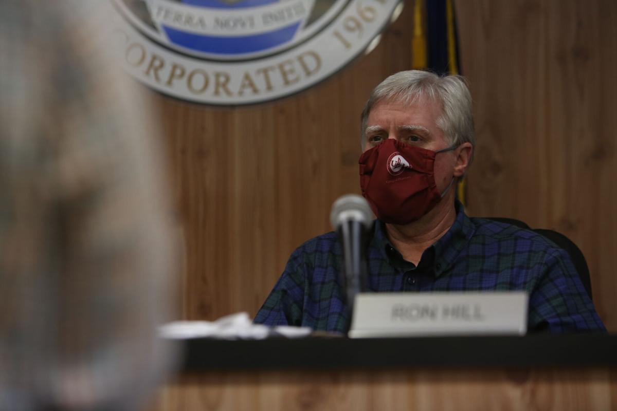 Sterlington Town Councilman Ron HIll.JPG