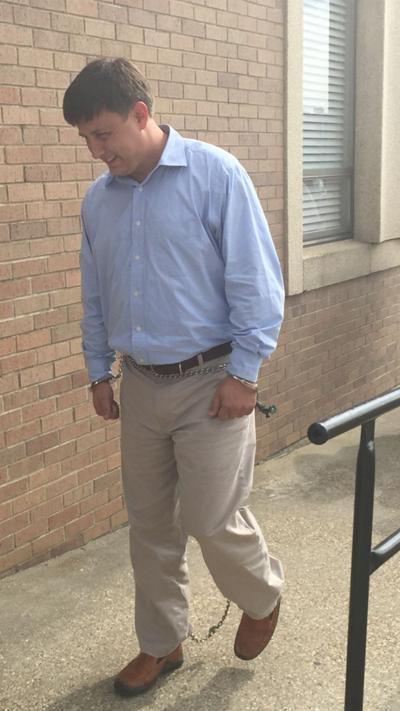 Stewart Cathey arrested