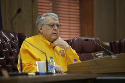 Ouachita Parish Police Jury Vice President Jack Clampit.JPG