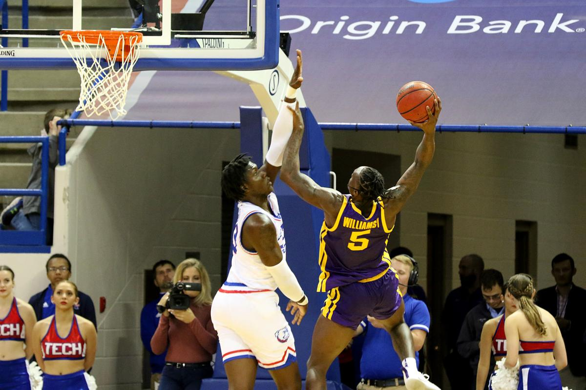 LSU at LATech MBB - 2019 Exhibition