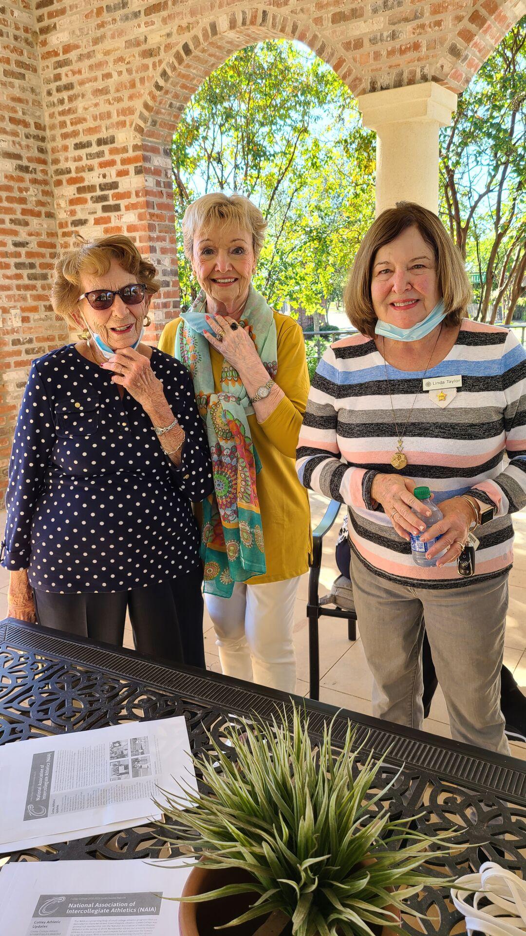 PEO_Merle Brennen, Irene Richardson, Linda Taylor.jpg