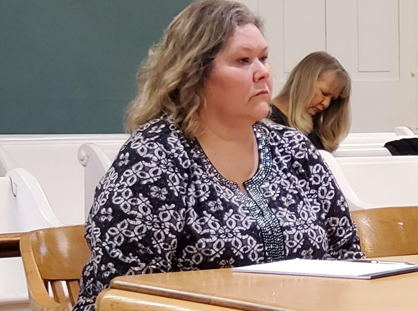 Former Center city clerk pleads not guilty to federal charges