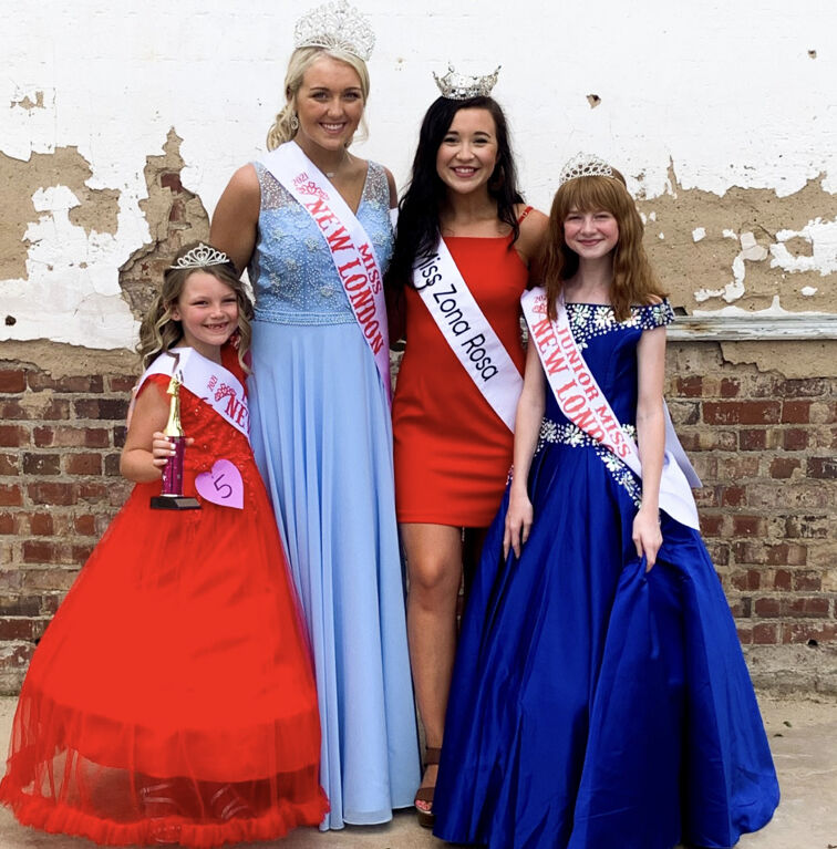Royalty crowned at Miss New London Pageant