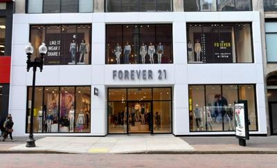 Retailer Forever 21 reportedly heading for bankruptcy
