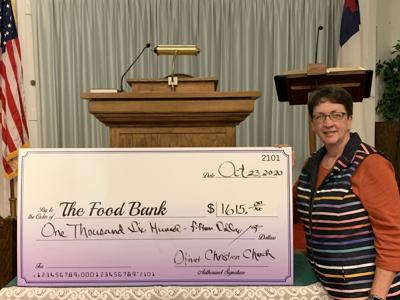 Olivet Christian Church supports The Food Bank for Central and Northeast Missouri