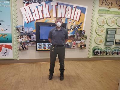 Mark Twain Lake visitor center reopens to public