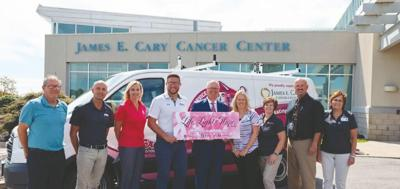 Pink Van Campaign helps in fight against cancer