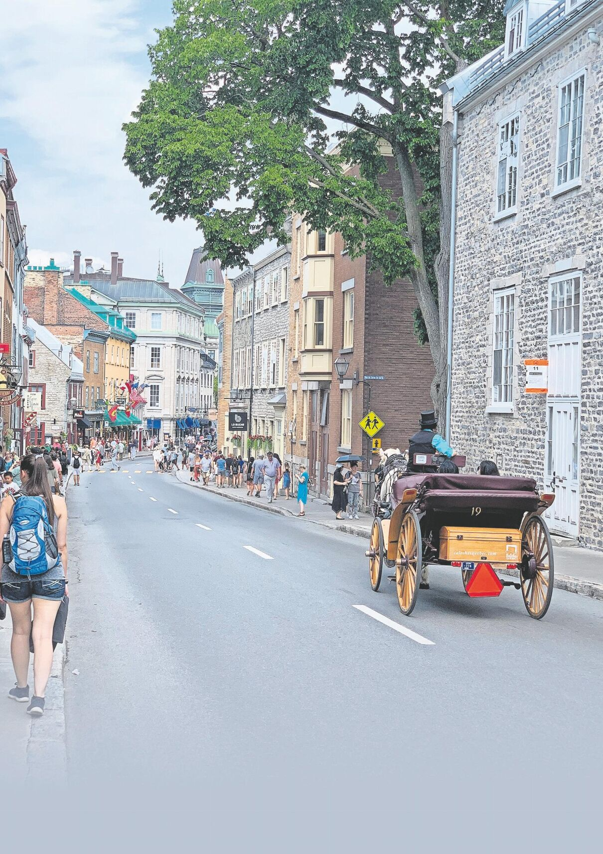 Travel: Quebec City: A haven for history, poutine