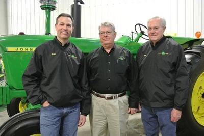Sydenstricker announces merger with Illinois firm
