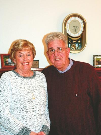 Paul and Claudia Buckman ~ 50th