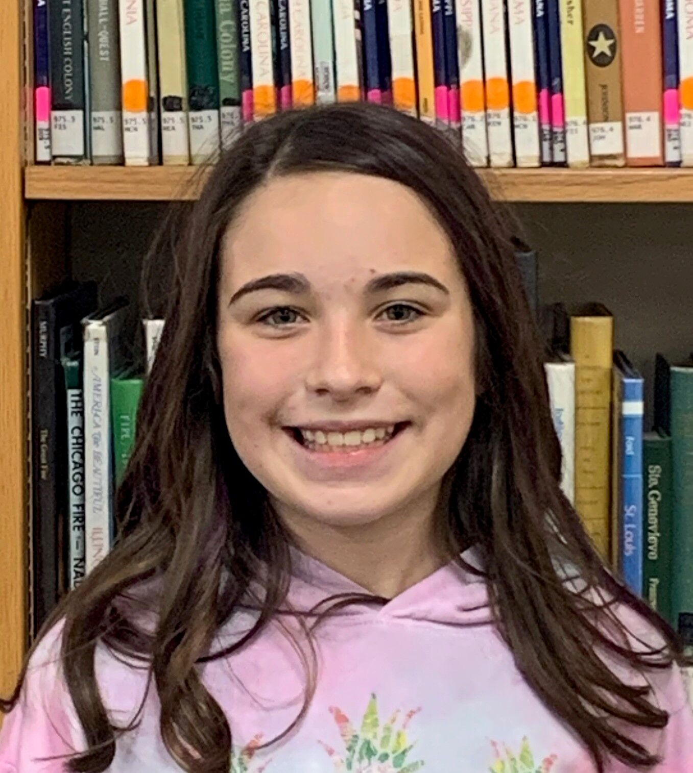 Hannibal Middle School honors Students, Characters of the Month for September