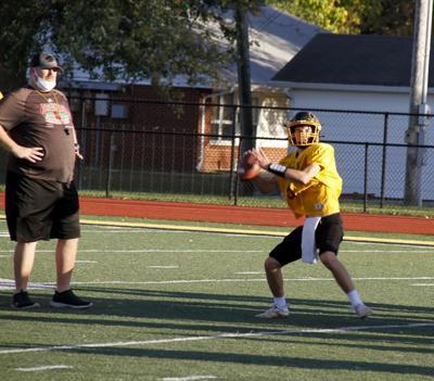Kyle Hays growing at quarterback in second season as starter