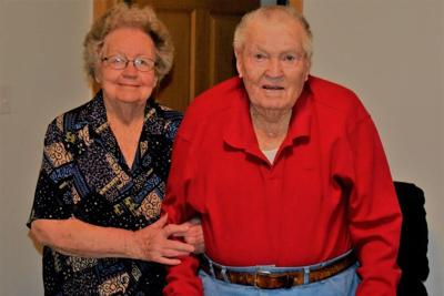 Monroe County couple celebrates impressive 75th anniversary
