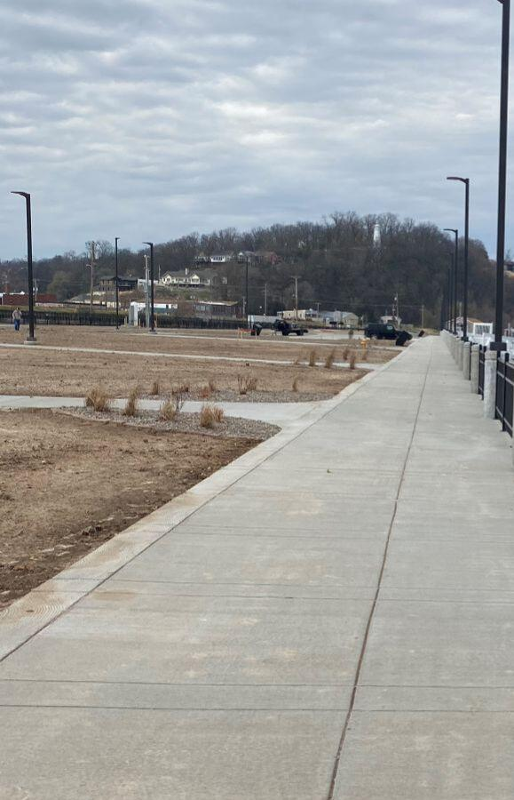 Hannibal riverfront now open to the public